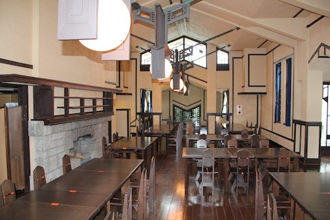 Jiyu Gakuin School Dining Room